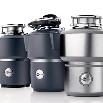 choose the best garbage disposal by comparing