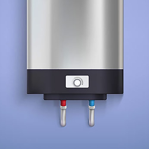 tankless water heater wall mounted