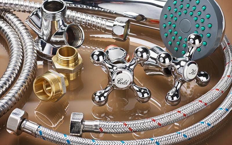 various lavatory faucet parts
