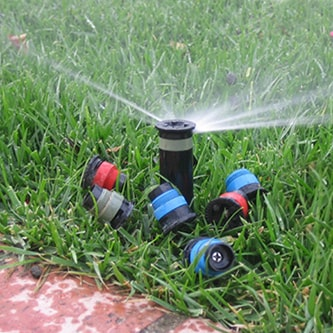 How to Replace a Sprinkler Head | Fix Broken Sprinkler Heads
