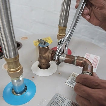 How To Solder A Water Heater Soldering Water Heater Pipes