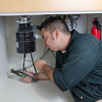 hex key for loosening disposal impeller