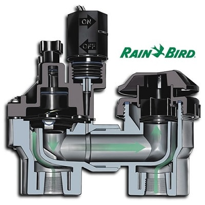 anti-siphon valve rain bird