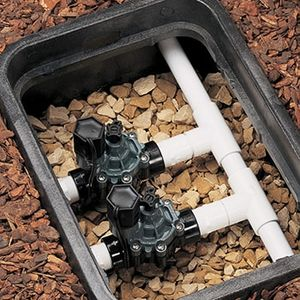 Irrigation Valves & Filters Image