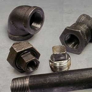 Black Iron Fittings Image