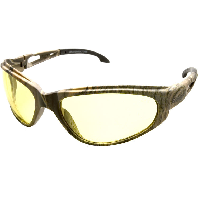Edge EyeWear SW112CF Dakura Safety Sunglasses - Camo Frame ...