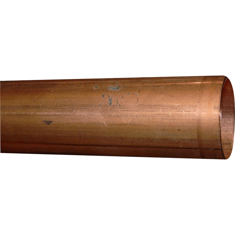 4 inch copper pipe type l plumbersstock for Copper pipe types