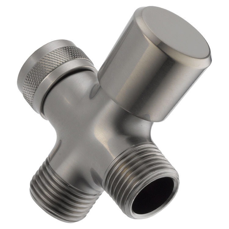 Shower Diverter Parts Delta Shower Parts Shower Parts: DELTA U4923-SS-PK 3-WAY SHOWER ARM DIVERTER VENETIAN BRONZE
