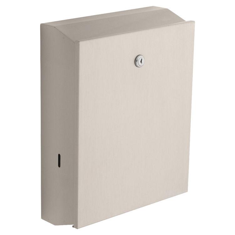Delta Commercial 45700 Ss Stainless Steel Multi Fold C Fold Towel Dispenser