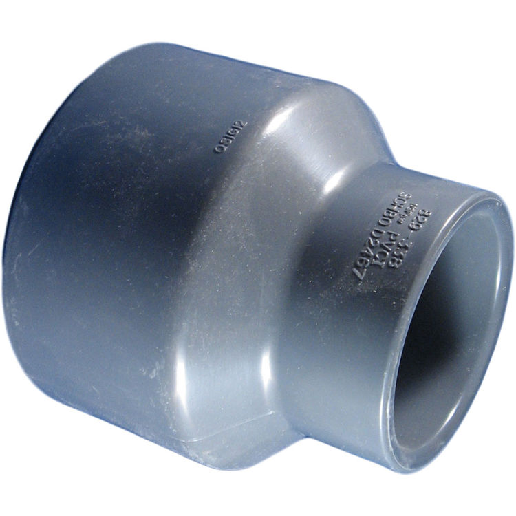 Spears quot x schedule pvc bell reducer plumbersstock