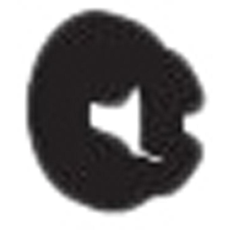 moen 1512 part plug button kit chrome