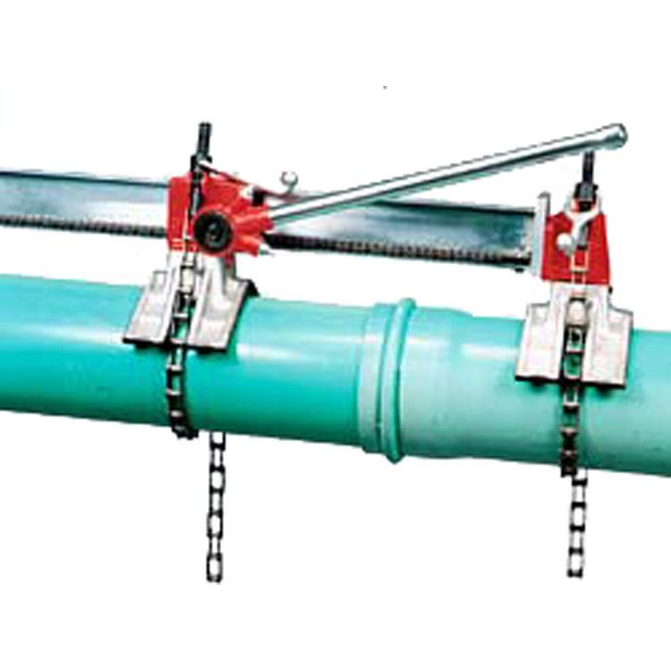 reed manufacturing ppjvs universal chain vice plastic pipe