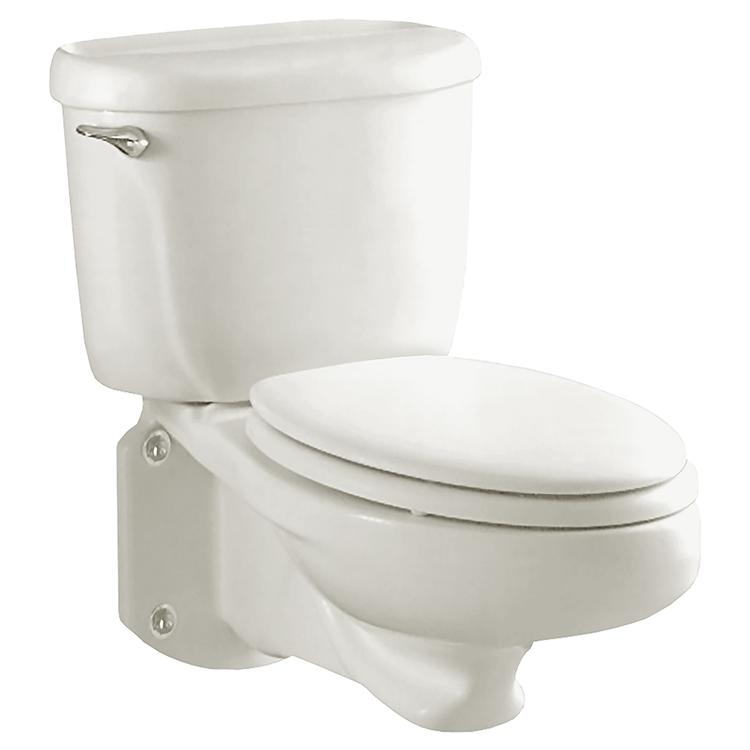 American Standard 2093 100 020 White Glenwall Elongated