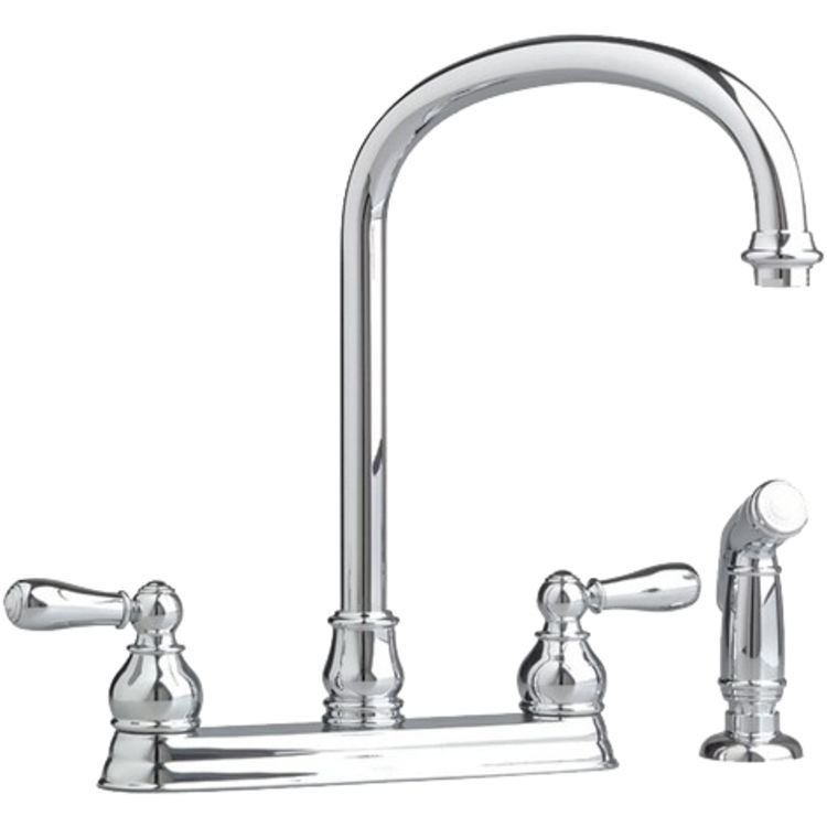 American Standard Hampton Kitchen Faucet Chrome