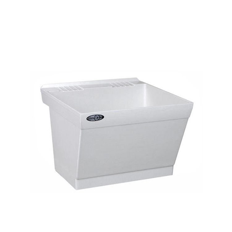 ... Utility Room Sinks Mustee 17W UTILATUB Laundry/Utility Tub, Wall Mount