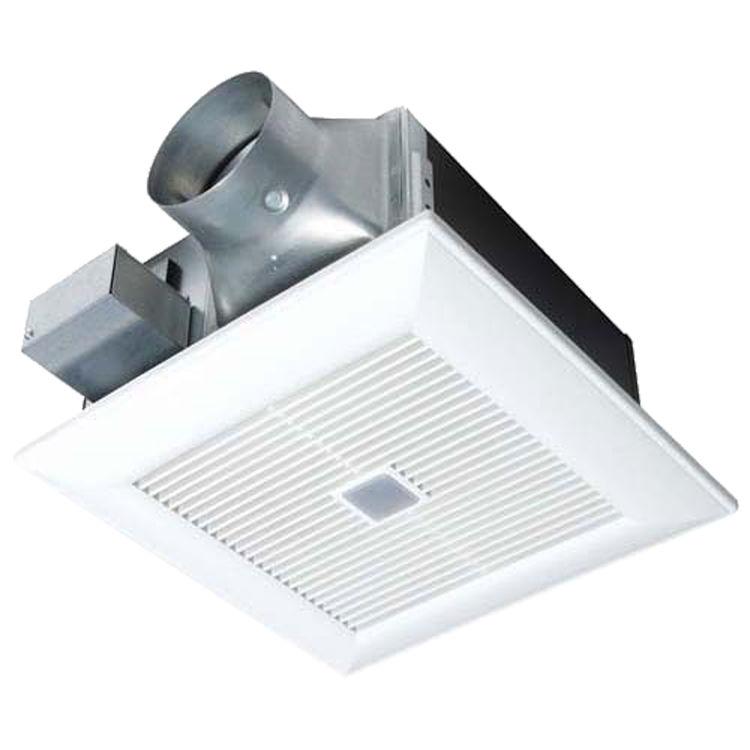 Panasonic WhisperWelcome 80 CFM Bathroom Fan With Motion Sensor