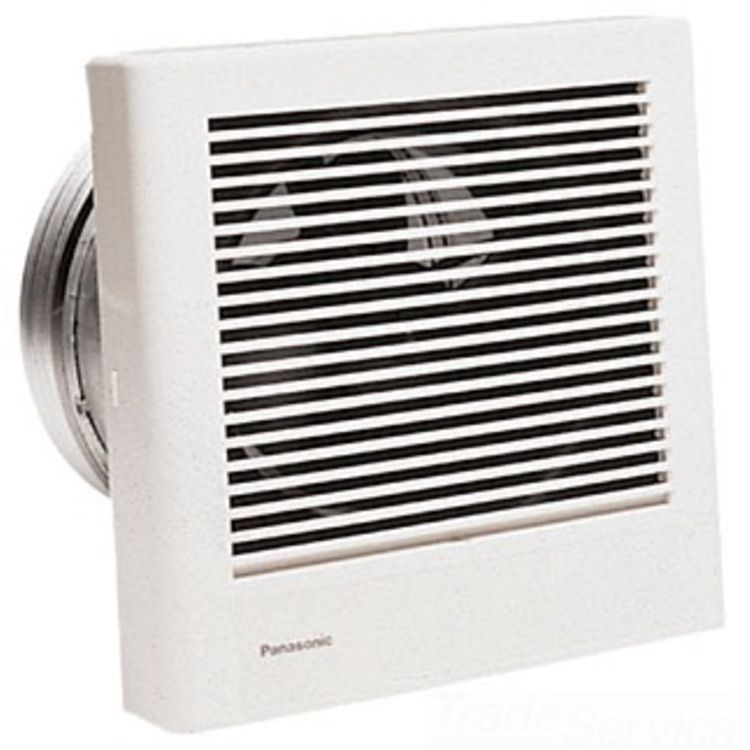 Panasonic FV-08WQ1 70 CFM WhisperWall Wall-Mounted Bathroom Fan