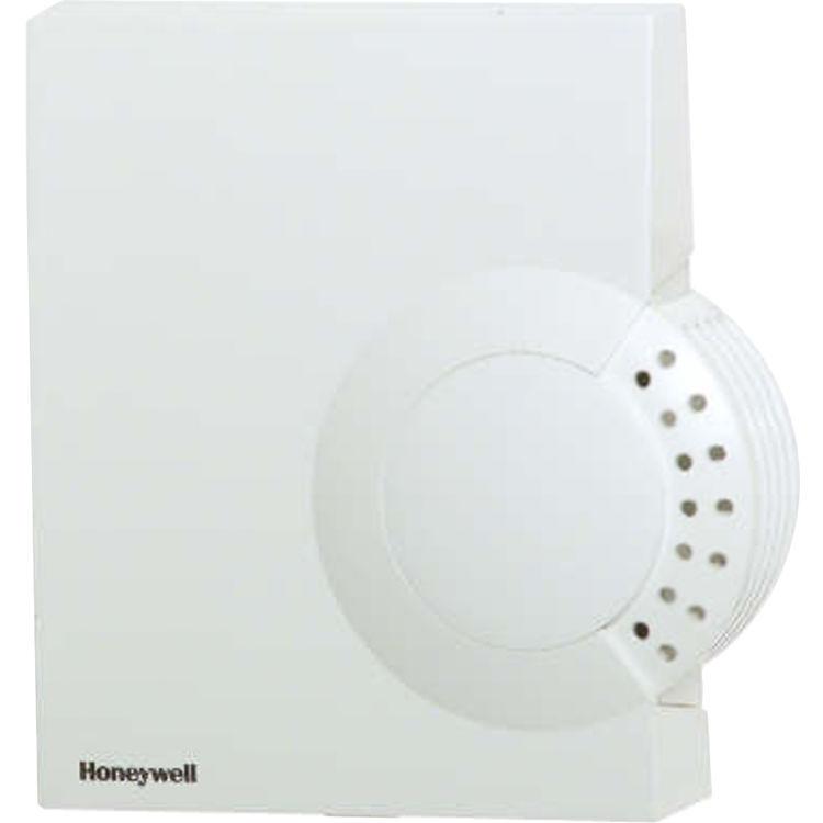 Wall Mount Temperature Sensor : Honeywell c a u wall mount co temperature sensor