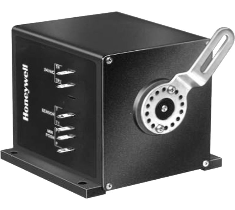 Honeywell m8405a1006 b 24 vac modulating motor plumbersstock for Honeywell damper control motor