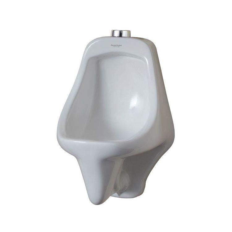 american standard white allbrook siphon jet urinal. Black Bedroom Furniture Sets. Home Design Ideas