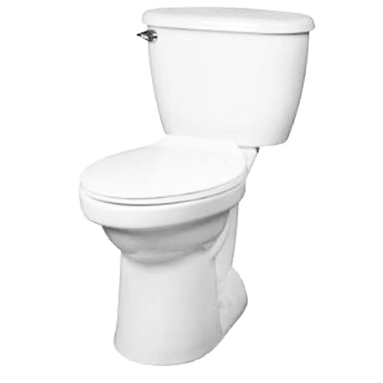 mansfield cascade white rimless ada elongated toilet bowl bowl only model 4817wht