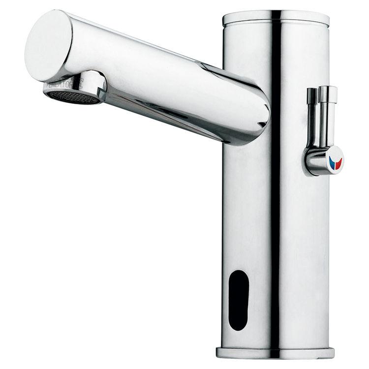 Delta Demd 311lf Chrome Commercial Electronic Lavatory Faucet