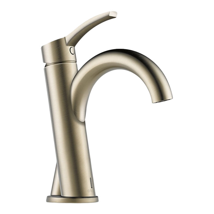 Brizo 65975lf Bn Brushed Nickel Touch Activated Lavatory Faucet