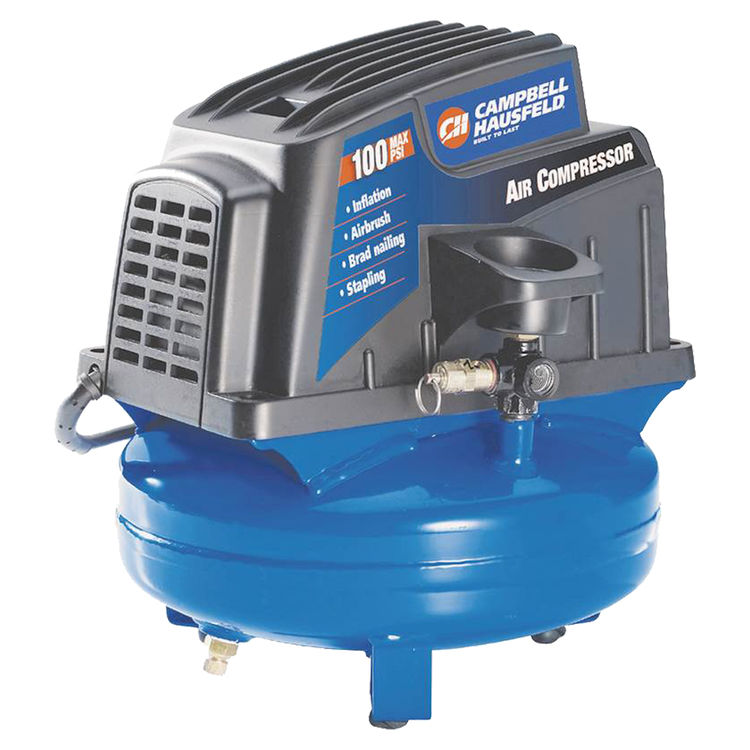 Campbell Hausfeld Sump Pump Parts: Campbell Hausfeld FP2028 Oil-free 1-gallon Air Compressor