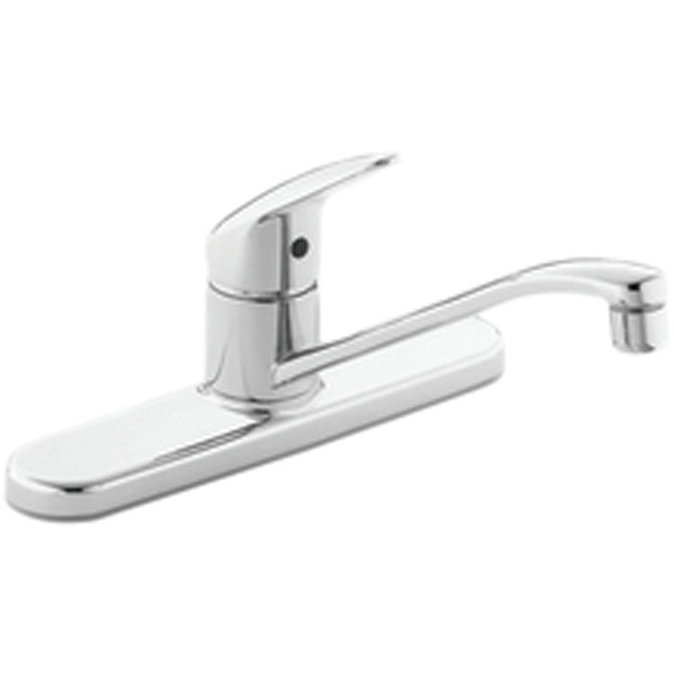 Moen CFG 40511SL Stainless Single Handle Kitchen Faucet