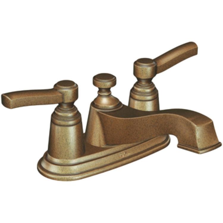 Moen 6201az Rothbury Bathroom Faucet Antique Bronze Plumbersstock