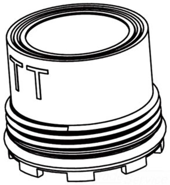 moen 316711 part insert aerator flow restricter 1 5 gpm