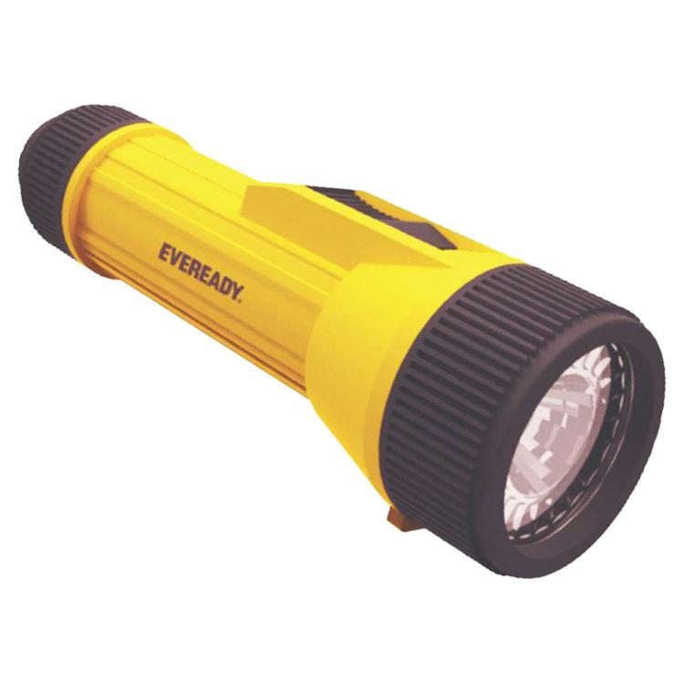 Eveready EVINL25S Heavy Duty Industrial Flashlight, LED