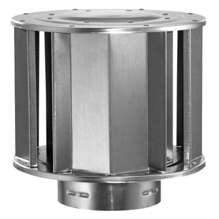 M g duravent  round gas vent high wind cap gvvt