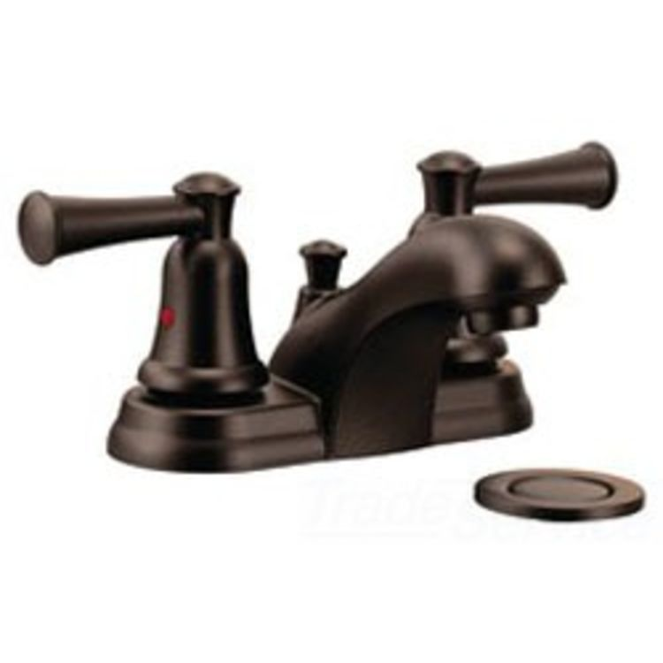 Moen CFG CA41211OWB Bathroom Faucet Old World Bronze PlumbersStock