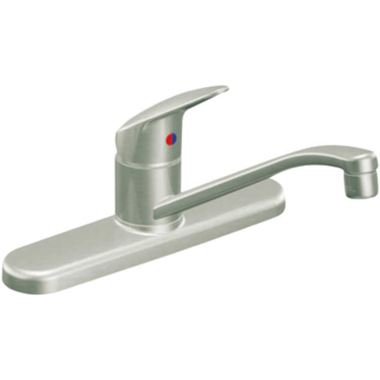Moen Cfg Ca40511sl Cornerstone Single Handle Kitchen