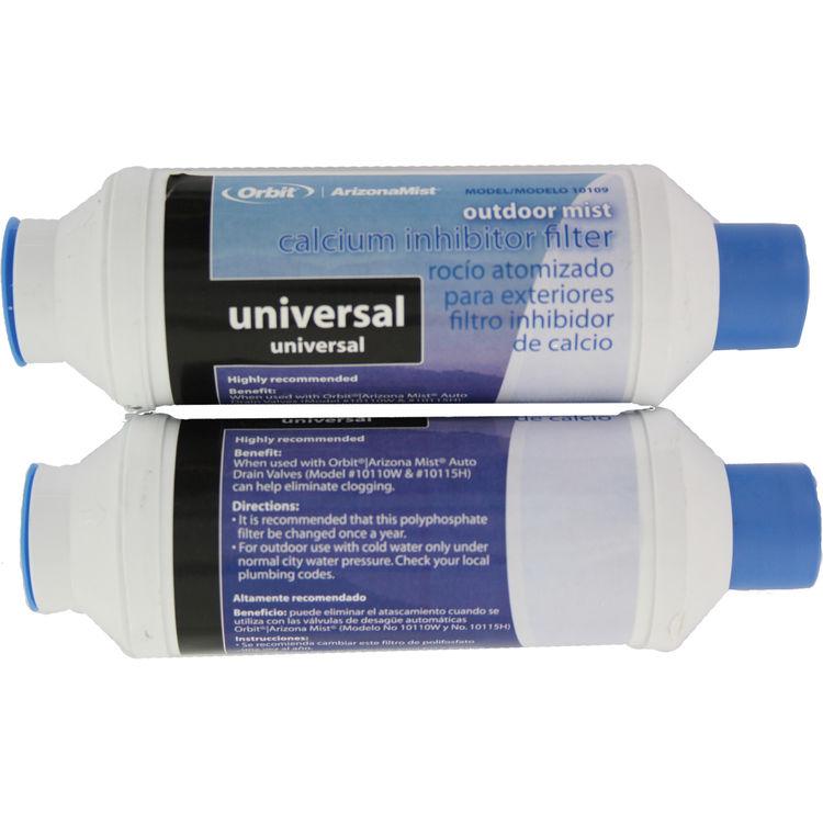 Orbit 10109w Mist Calcium Inhibitor Filter Plumbersstock