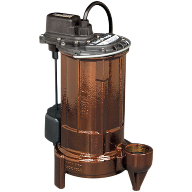 Liberty Elv280 Elevator Sump Pump System With Oiltector
