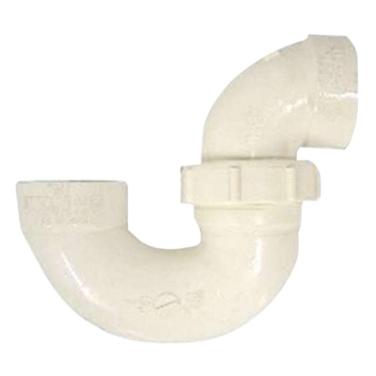 Quot dwv pvc p trap union plumbersstock