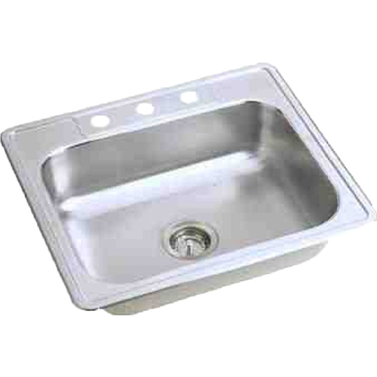 kingsford black singles Shop for elkay k12522 kingsford 25 single basin drop in stainless steel kitchen sink get free shipping at overstockcom - your online home improvement outlet store.