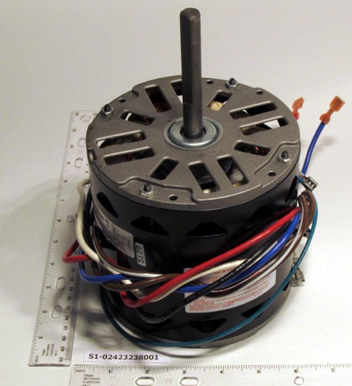 York s1 02423238001 blower motor 1 hp plumbersstock for York furnace blower motor replacement cost