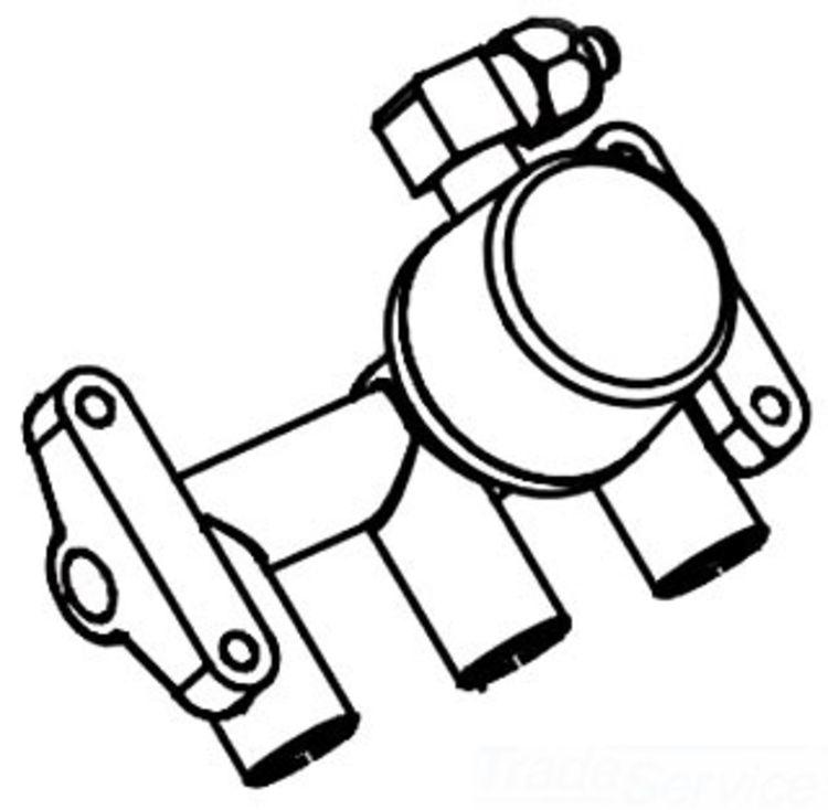 ridgid 25023 manifold