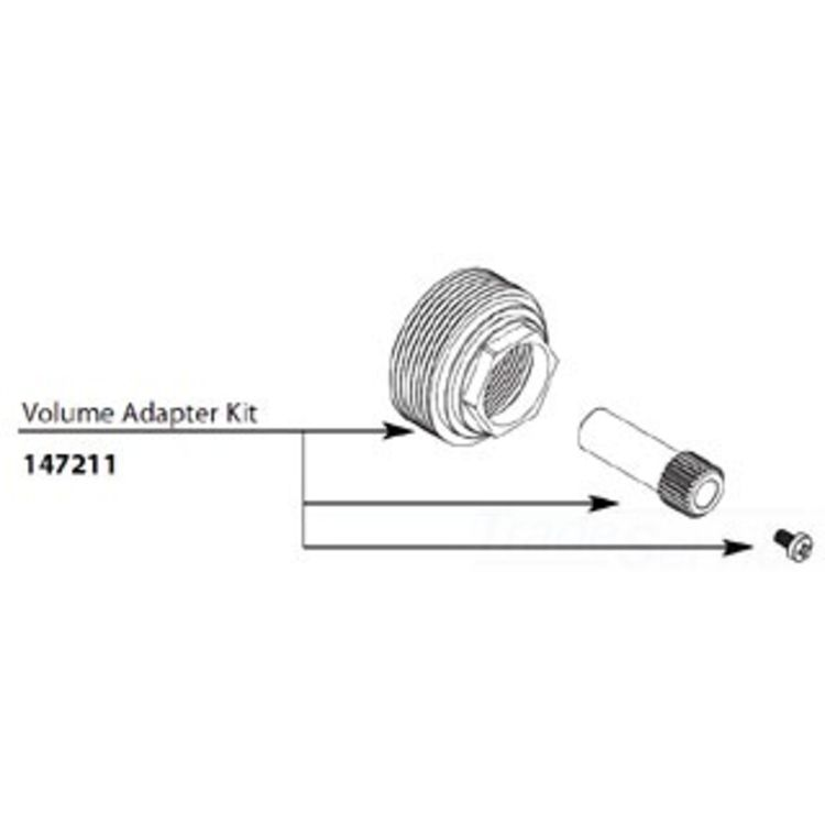 moen 147211 part spline adapter  u0026 screw kit